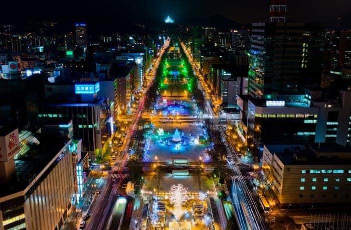 Hokkaido-Tokyo Winter/Christmas Tour 9D8N