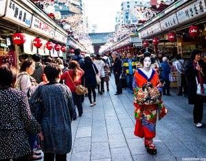 Asakusa Tokyo jepang liburan murah ke Jepang 2016 ala backpacker paket liburan murah ke Jepang tips liburan murah ke Jepang cara liburan murah ke Jepang