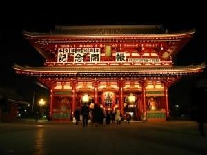 Asakusa Tokyo liburan murah ke Jepang 2016 ala backpacker paket liburan murah ke Jepang tips liburan murah ke Jepang cara liburan murah ke Jepang