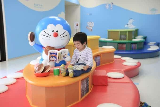 Fujiko F. Fujio Museum tokyo jepang biaya tour ke Jepang 2016 harga tour ke jepang 2016