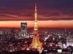 Menara Tokyo Jepang Paket Wisata ke Jepang 2016 murah korea
