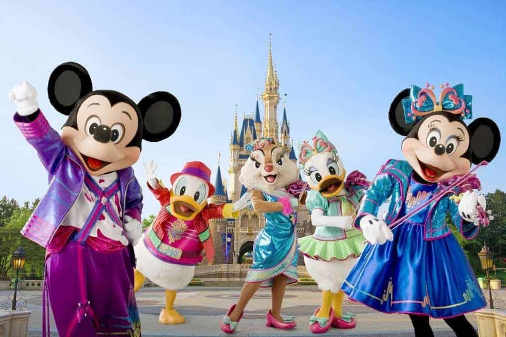 Tokyo Disneyland jepang biaya tour ke Jepang 2016 harga tour ke jepang 2016