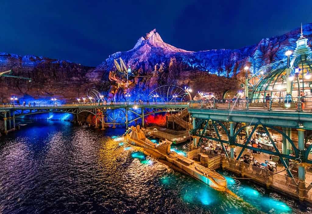 Tokyo Disneysea jepang biaya tour ke Jepang 2016 harga tour ke jepang 2016