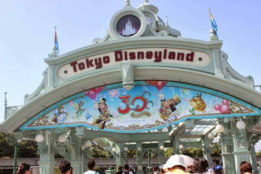 disneyland jepang Paket Wisata ke Jepang 2016 murah korea