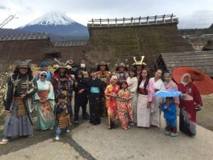 paket tour ke jepang iyashino sato