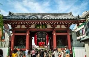 tour ke jepang Asakusa