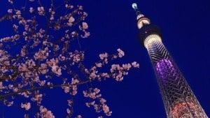 tour ke jepang Tokyo Skytree