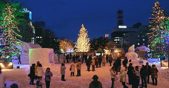Paket Tour ke Jepang Hokkaido