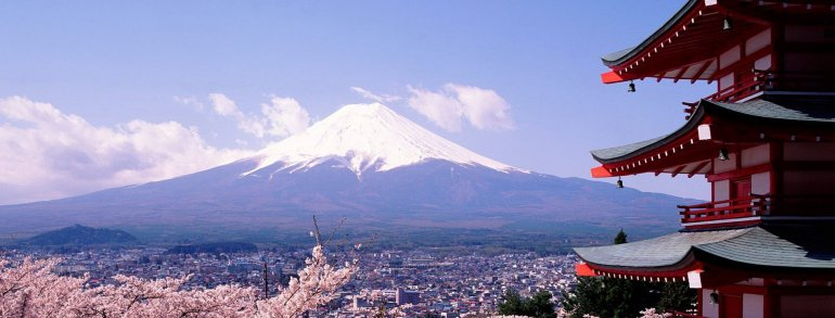 Paket Tour ke Gunung Fuji 1 hari dengan mobil pribadi