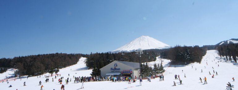 Paket tourkejepang fuji snow resort 2D1N